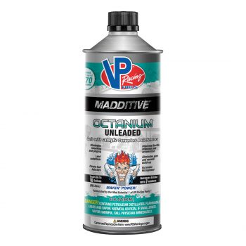 VP Racing Madditive Octanium Unleaded Octane Booster