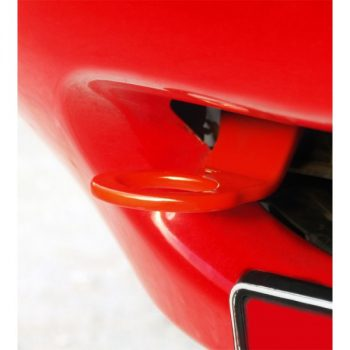 Jass Performance Front Tow Hook Dural Powdercoated