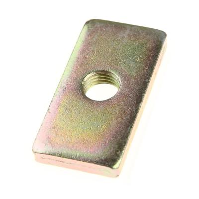 Harness Spreader Mounting Plate with 7/16 UNF Thread